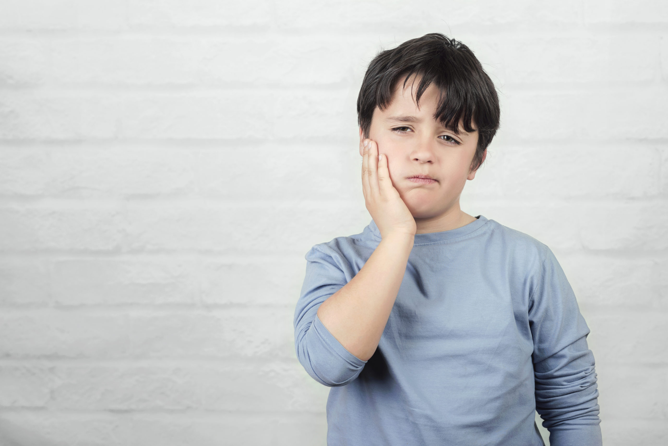 Causes of Toothaches for kids and ways to relieve it